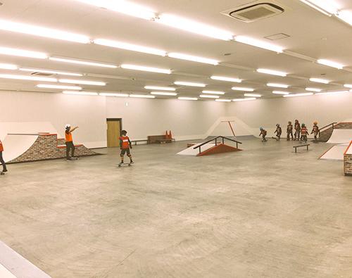 PSJスケートボードアカデミー