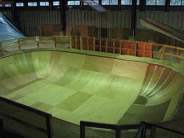 アクションパーク米沢 スケートパーク