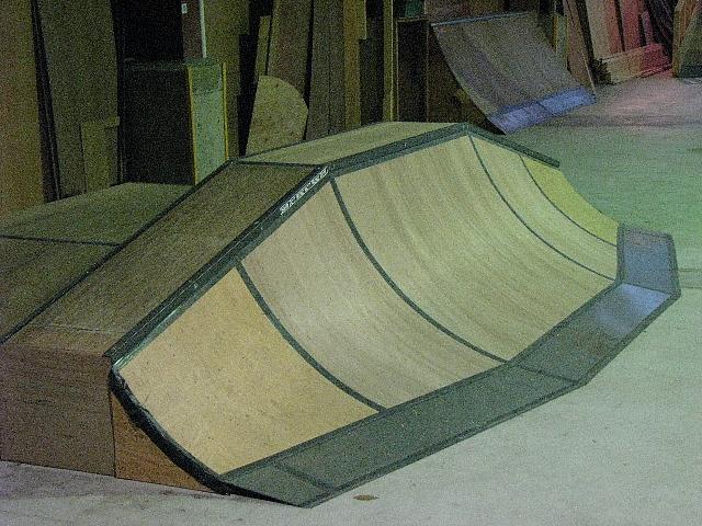 【閉鎖】アクションパーク米沢 スケートパーク