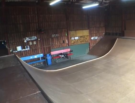 アイアンクロウ スケートビレッジ