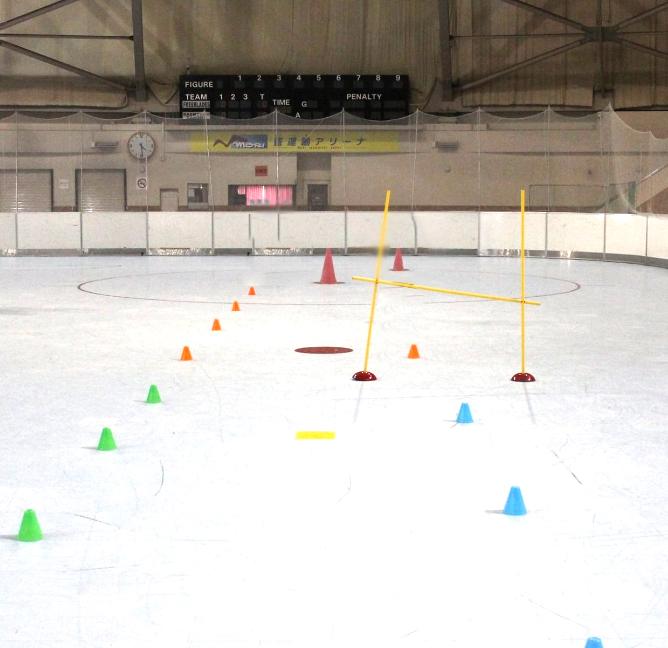 青森県営スケート場