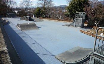 厚木ぼうさいの丘スケートボード場