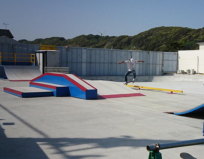 DOGS skatepark