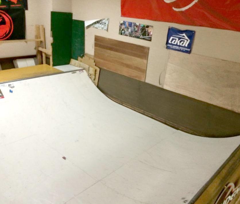 SMARKフレアスケートパーク
