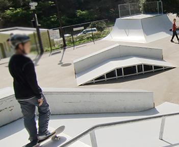 藤枝スケートパーク
