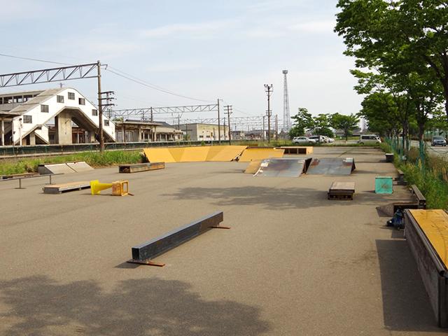 東富山スケートパーク(※閉鎖中)