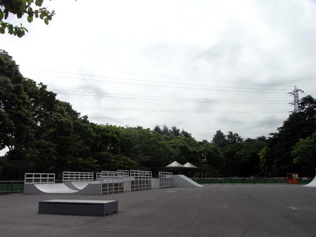 駒沢オリンピック公園 ストリートスポーツ広場