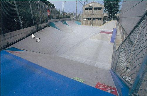 高知市総合運動場スケートパーク