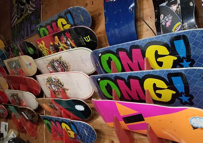 モンスター スケートパーク