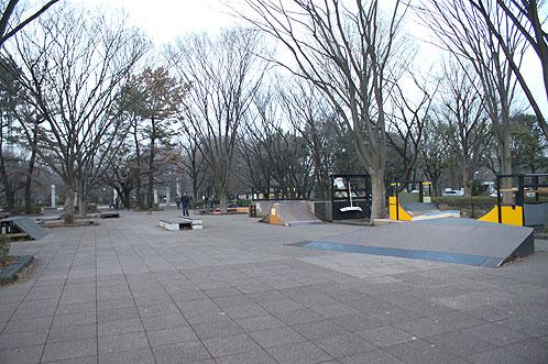 武蔵野公園(野川パーク)