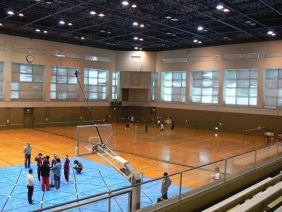 飯能市民体育館
