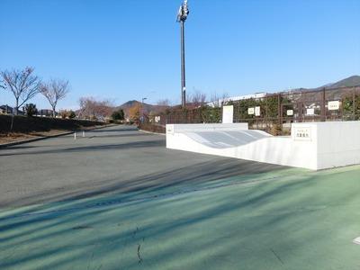 おおね公園スケート場