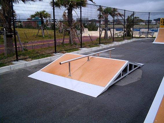 豊崎近隣公園スケートパーク
