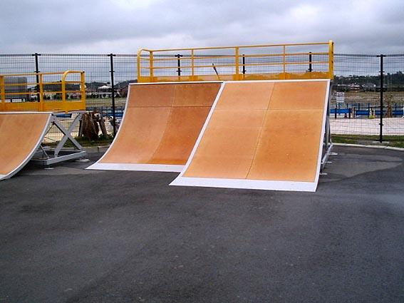 豊崎にじ公園スケートパーク