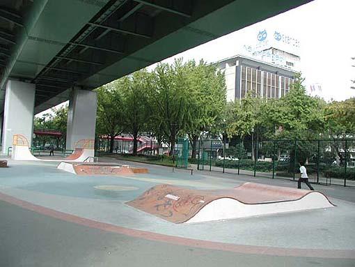 若宮公園スケートパーク