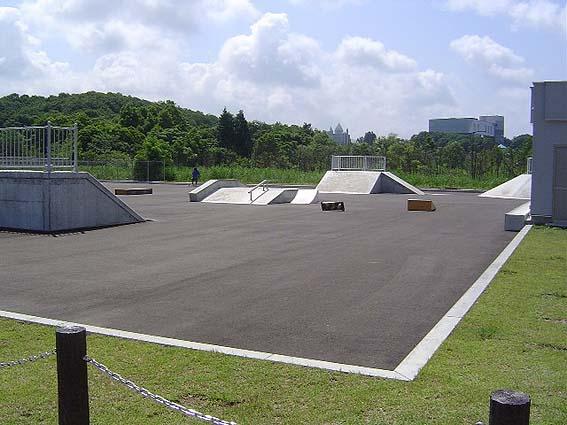 赤坂総合公園スケートパーク