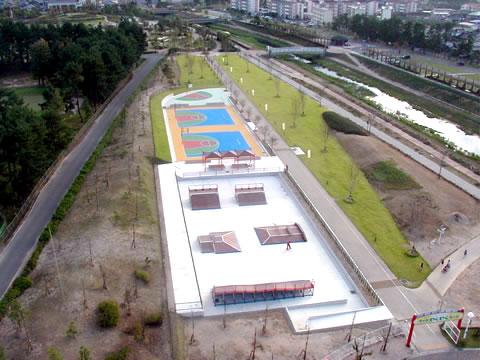「弓ヶ浜公園スケートパーク」の画像検索結果