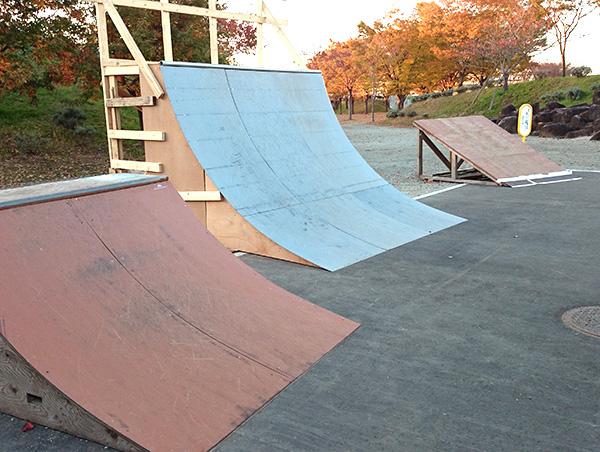 大河原リバーサイドスケートパーク