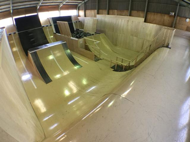 Hi-5 スケートパーク