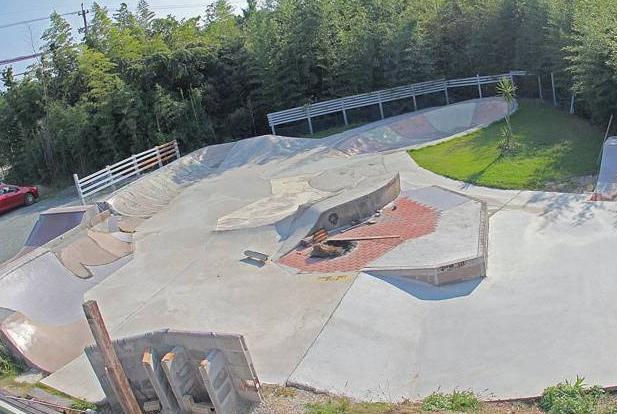 チルアウトスケートパーク