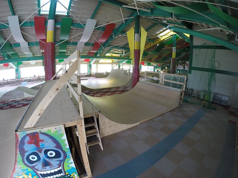 高鷲スケートパーク