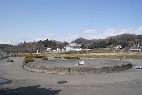 吉井町運動公園ローラースケート場
