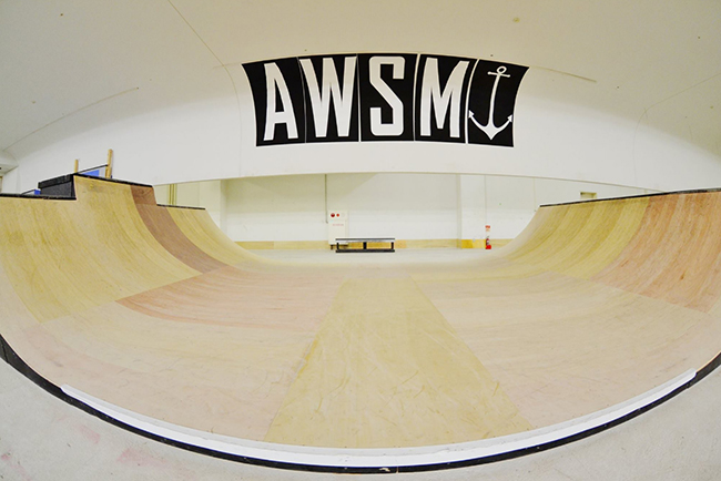 AWSM SKATE PARK