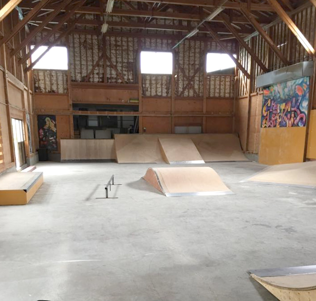 Hicks skatepark