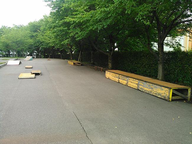 三条市総合運動公園横
