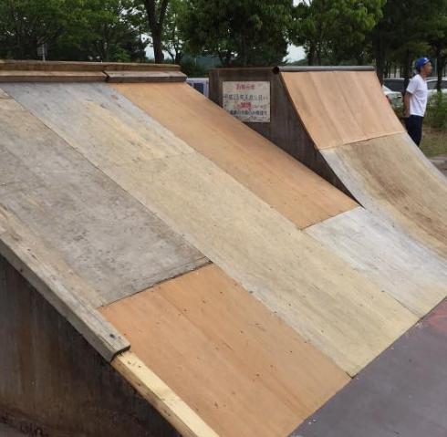 聖籠スケートパーク