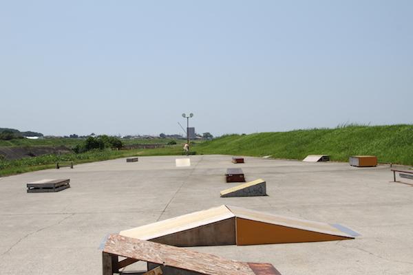 愛野スケートパーク