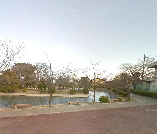 九華公園周辺