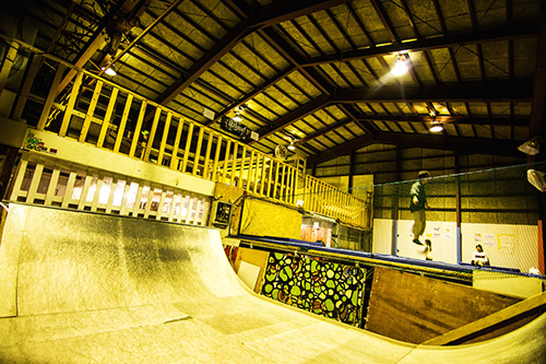 CRASS ACTION SPORTS HOUSE