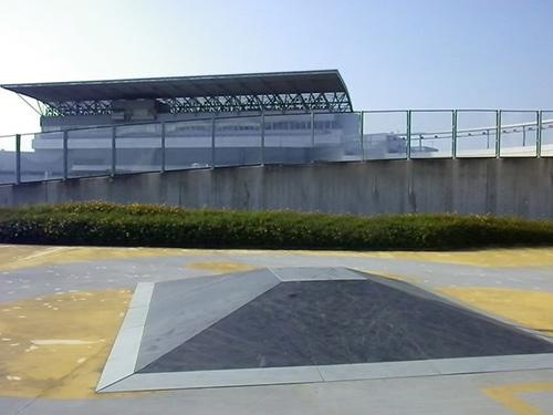 松山サイクルパーク BMXゾーン