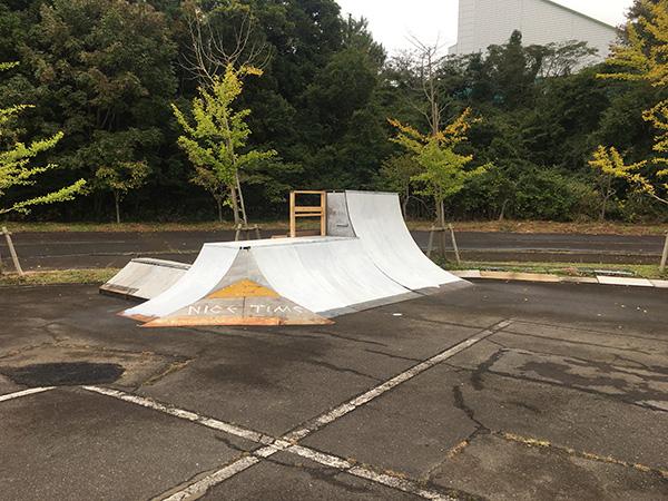 柏崎スケートパーク
