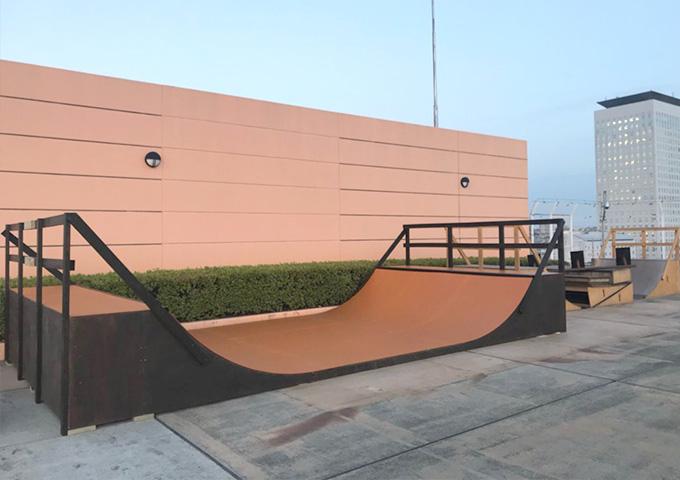 海老名スケートボードパーク