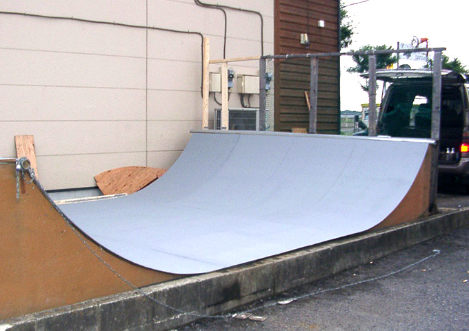 FREE SESSION RAMP