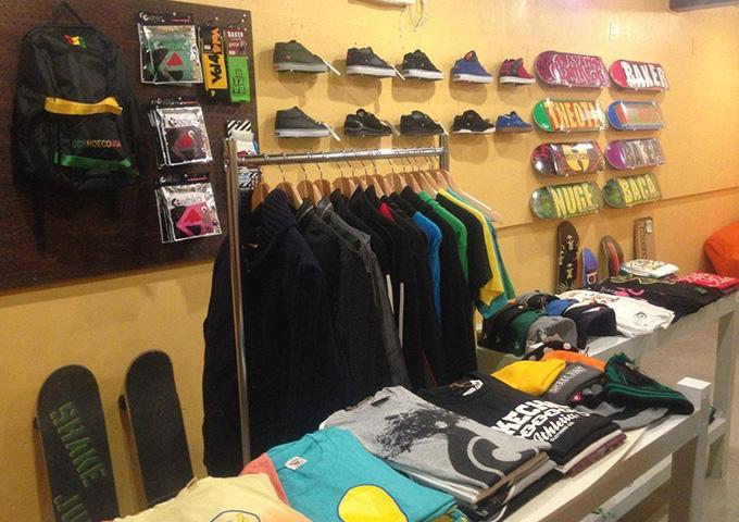 Green4 Skateboard Parkショップ情報
