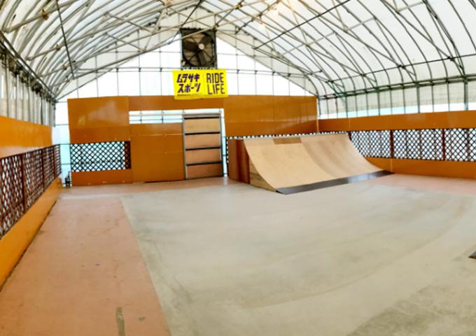 ジャンボドーム スケートパーク