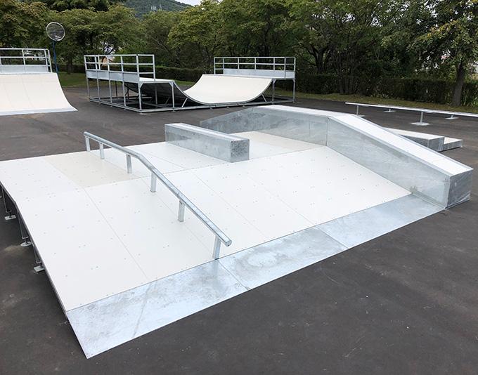 南が丘第1号公園スケートパーク