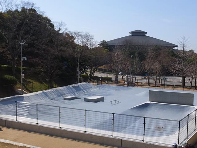 姫路市立スケートボードパーク