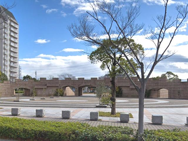 井吹台中公園