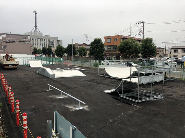 SEYAスケートパーク