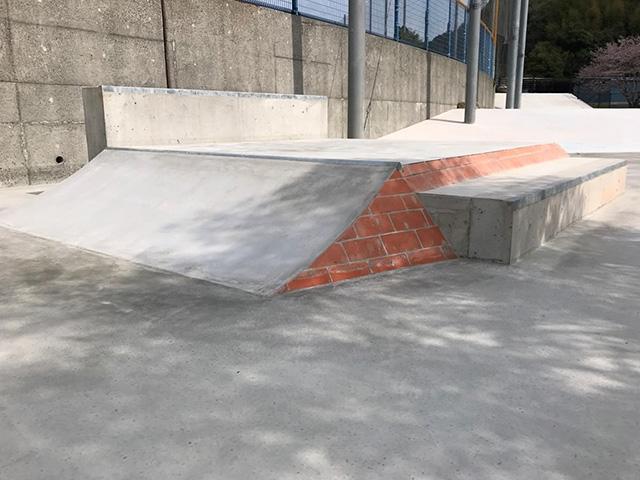 四万十スケートパーク