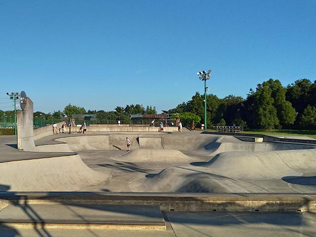 戸吹スポーツ公園スケートパークのレビュー投稿画像