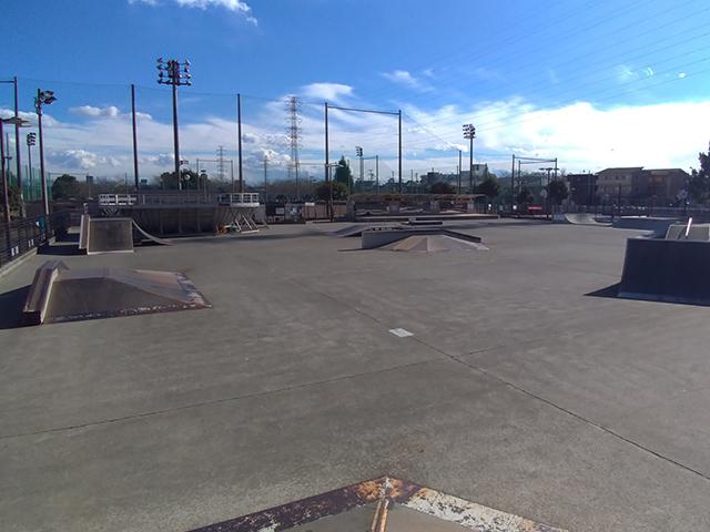 小山公園ニュースポーツゾーン スケートパークのレビュー投稿画像
