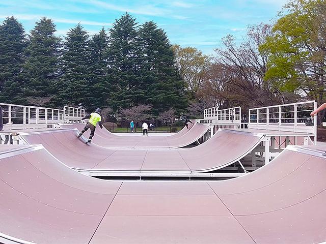 駒沢オリンピック公園 ストリートスポーツ広場のレビュー投稿画像