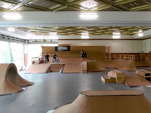 UNCHAINZ スケートパークのレビュー投稿画像
