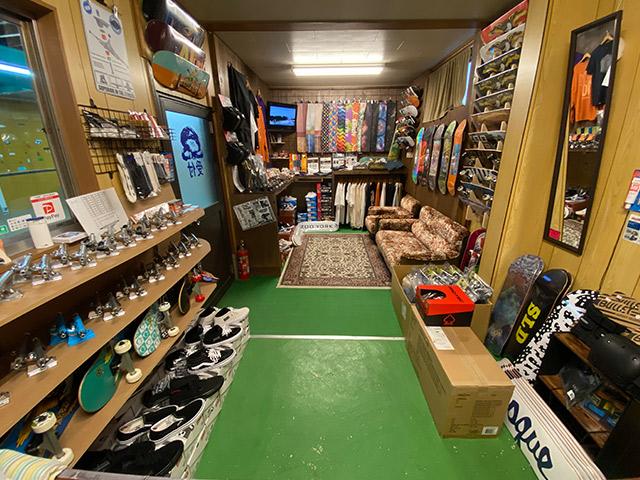 CANPiNTAN Skatepark & Shopショップ情報